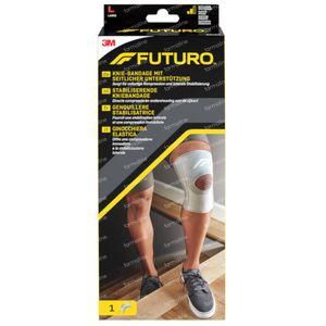 FUTURO™ Genouillère Stabilisatrice 46165 Large  1 pièce