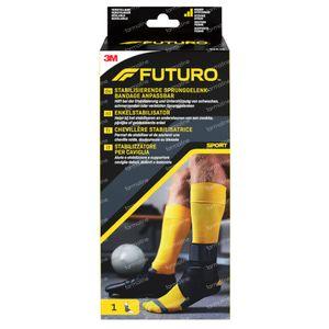 FUTURO™ Chevillière Stabilisatrice 46645 Ajustable 1 pièce