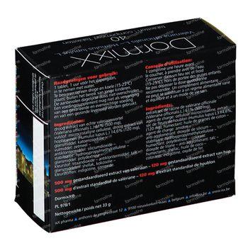 DormixX 40 comprimés