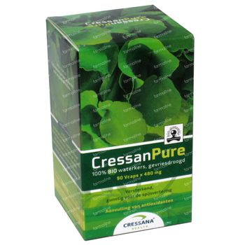 Cressana CressanPure 90 capsules