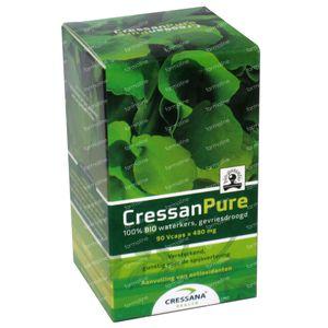 Cressana CressanPure 90 stuks Capsules