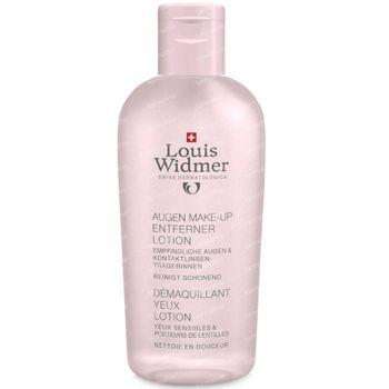 Louis Widmer Démaquillant Yeux (sans parfum) 100 ml lotion
