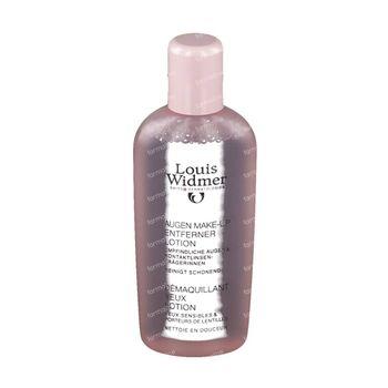 Louis Widmer Ogen Make-Up Reiniger 100 ml lotion