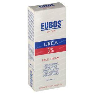 Eubos Urea 5% Gezichtscrème 50 ml