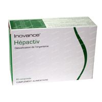 Inovance Hepactiv 60  comprimés