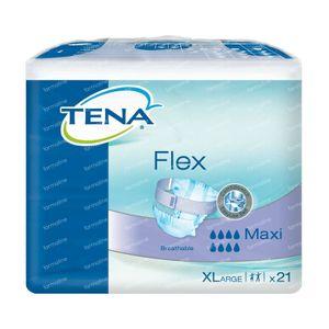 Tena Flex Maxi XL 21 pièces