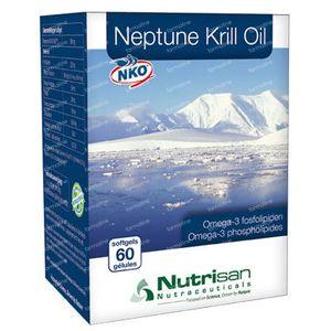 Nutrisan Neptune Krill Oil Softgel 60 capsules