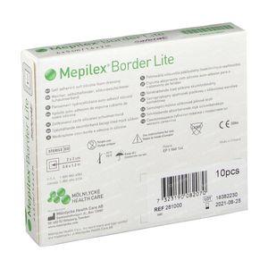 Mepilex Border Lite 4cm x 5cm 281000 10 stuks