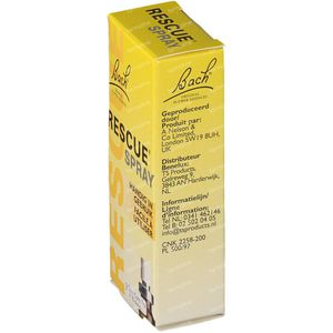 Rescue remedy spray 7 ml