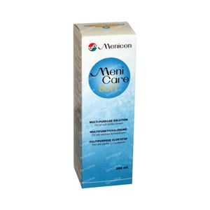 Menicare Soft Soft Lenses 360 ml