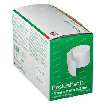 Rosidal Soft 10cm x 0.2cm x 2m 13016 2 st