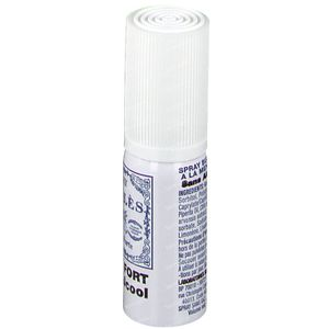 Ricqles Spray Zonder Alcohol 15 ml