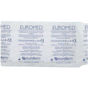 Euromed 7cm x 12cm Pansement d'Ile Sterile 1 st