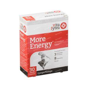 Vitafytea More Energy Énergie Mentale & Physique 30 comprimés
