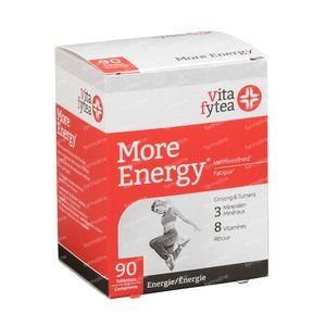 Vitafytea More Energy Mentale & Fysieke Energie 90 tabletten