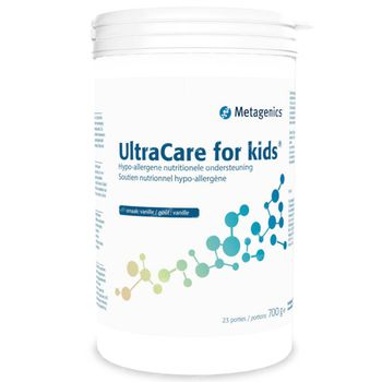 Ultra Care Kids Vanille 700 g poudre
