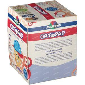 Ortopad For Boys Medium Compresse Oculaire 2-5 Ans 50 pièces