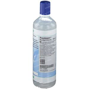 Prontosan Solution Ster Lavage Plaies 350 ml solution