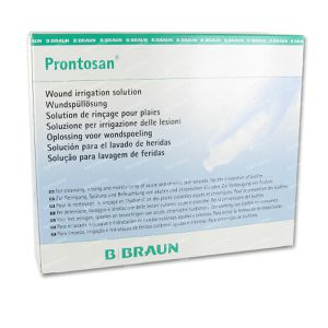 Prontosan Oplossing 240 ml ampoules
