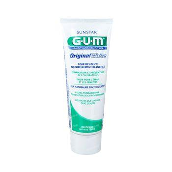 GUM Original White Dentrifice 75 ml