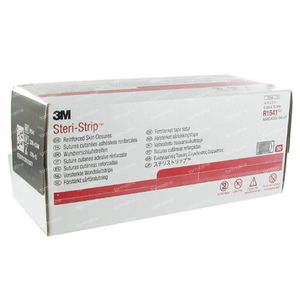 Steri-Strip 3M Sterile 6mm x 76mm 50 pieces