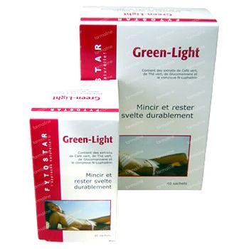 Fytostar Green Light Minceur 40 sachets