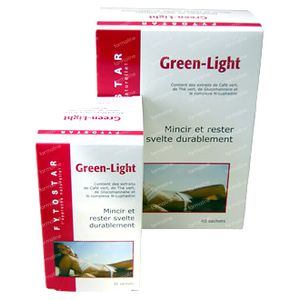 Fytostar Green Light Weight-loss 40  sacchetti