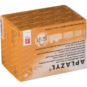 Aplazyl Hund/Katze 120 Tabl. 120 stuks Tabletten
