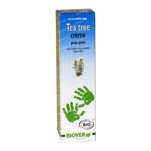 Biover Crème au tea tree 30 ml crème