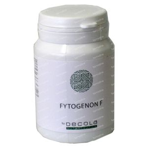 Decola Fytogenon F 40 mg 60  Tabletten
