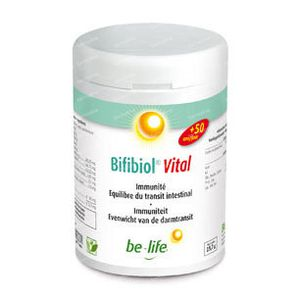 Be Life Bifibiol Vital 60 St Cápsulas