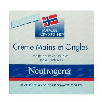 Neutrogena Crème Mains et Ongles (parfumé) 50 ml