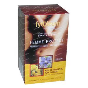 Fytoleum Femme Protect 120 capsules