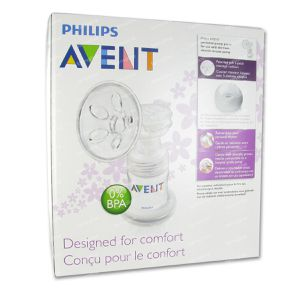 Avent Isis IQ Duo Personal Kit 1 St
