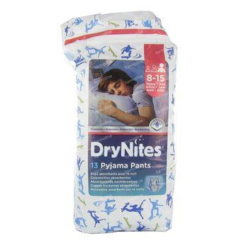 Drynites Boy X-Large 8-15 jaar 13 st