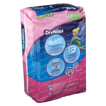Drynites Girl Large 4-7 jaar 16 st