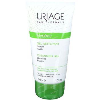 Uriage Hyséac Zuiverende Reinigingsgel 150 ml