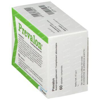 Prevalon 60 tabletten