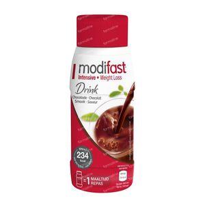 Modifast Snack&Meal Drinkmaaltijd Chocolade 250 ml