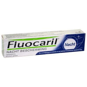 Fluocaril Nacht Tandpasta 125 ml