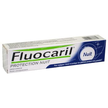 Fluocaril Nuit Tandpasta 125 ml