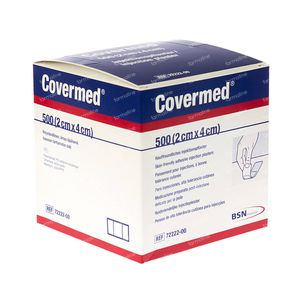 Covermed Injection Plaster 500 pieces