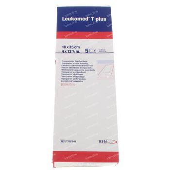 Leukomed T Plus Pansement Stérile 10,0Cmx35Cm 5 st
