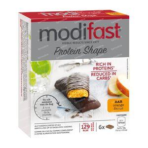 Modifast Snack&Meal Barre Orange-Chocolat Pure 186 g