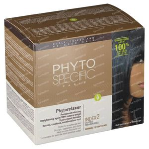 Phytospecific Phytorelaxer Index 2 Cheveux Normal Set 1 pièce