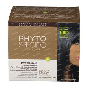 Phytospecific Phytorelaxer Index 2 Cheveux Normal Set 1 St