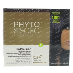 Phytospecific Phytorelaxer Index 2 Normal Hair Set 1 st