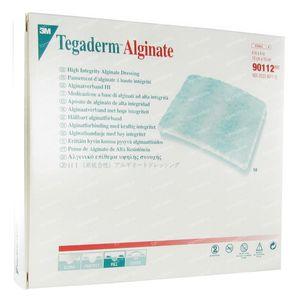 3M Tegaderm Alginate 10 x 10cm 90112P 10 St