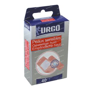 Urgo Multi Extensible Plaster Sensitive Skin 40 St Cerotti