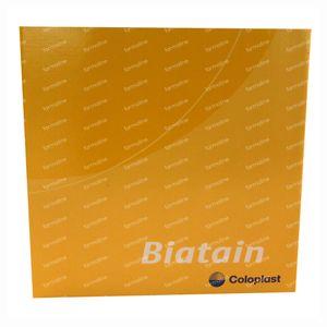 Biatain Foam Bandage N/ADH 10cm x 20cm 5 unidades